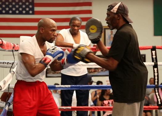 Mayweather Boxing Gym 1