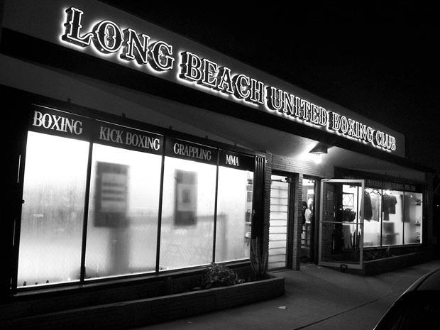 Long Beach United Boxing Club 1