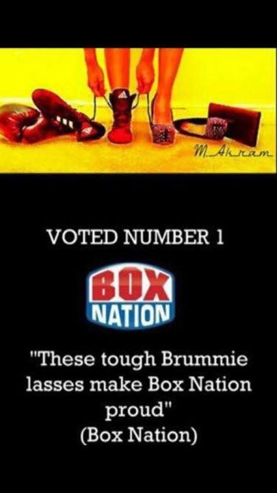 WBC Women's Boxing Club 1