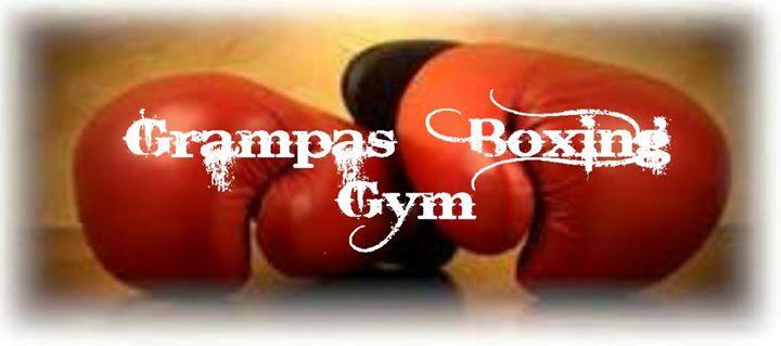 Grampas Boxing Gym 1