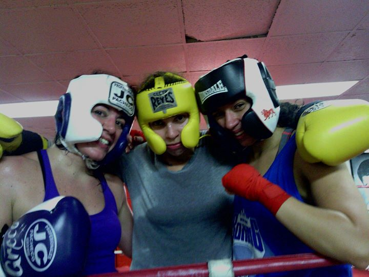 Team Freeform Women's Boxing Club 1