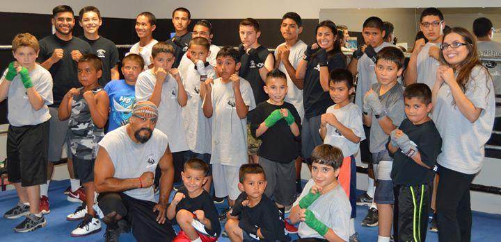 Guerrero's Boxing Gym 1