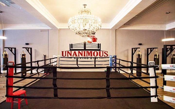 Unanimous Boxing Gym 1