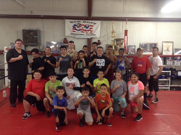 Bad Boyz Boxing Club 1