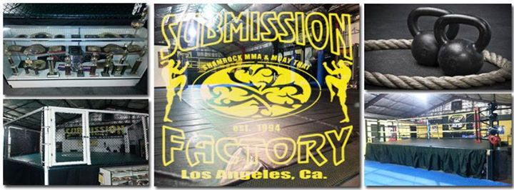 Submission Factory MMA 1
