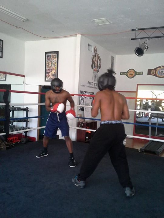 Crenshaw Boxing Club 1