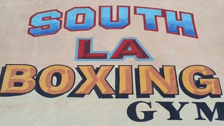 South la boxing club 1