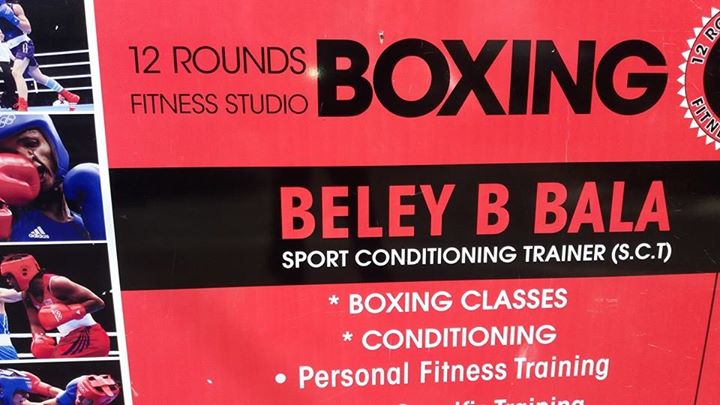 12 Rounds Boxing Fitness Studio 1