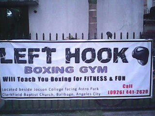 Left Hook Boxing Gym For Fitness 1