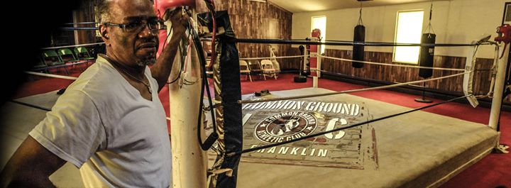 Common Ground Athletic Club - Boxing Gym 1