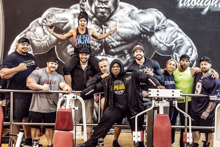 Emporium Gym Birmingham 1