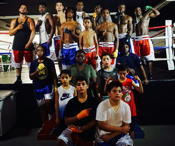 A-Square Fight Club (Boxing) Gym 1