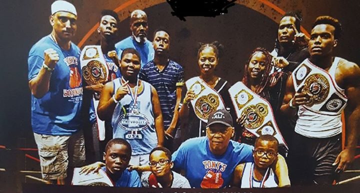 Tony's Boxing Gym 1