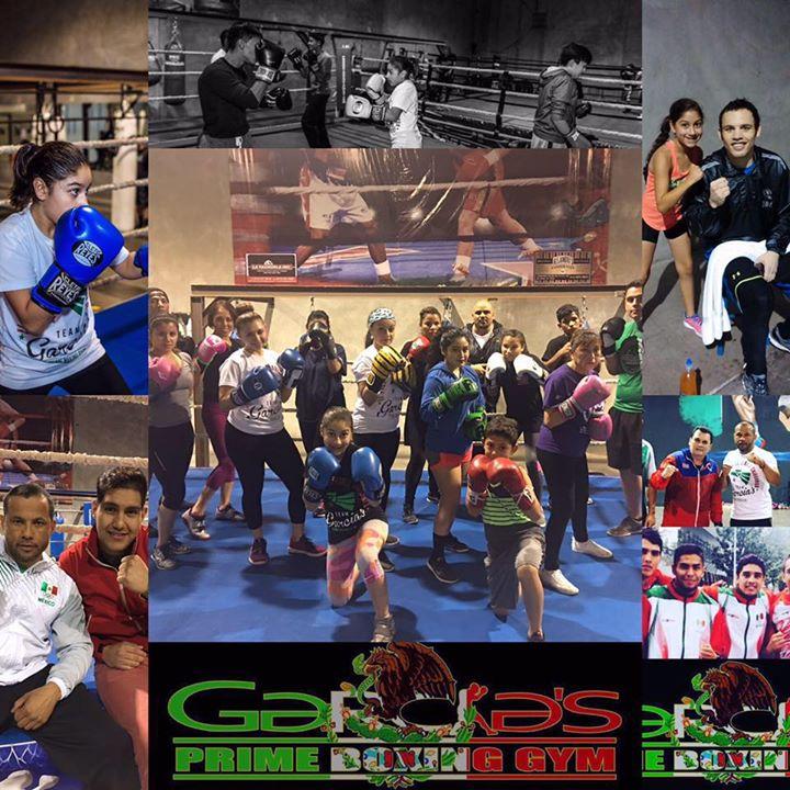 Garcia's Prime Boxing Gym, Llc 1