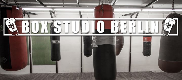 Boxstudio Berlin 1