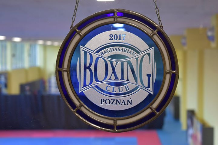 Mchitar Bagdasarian - Bagdasarian Boxing Club Poznań 1