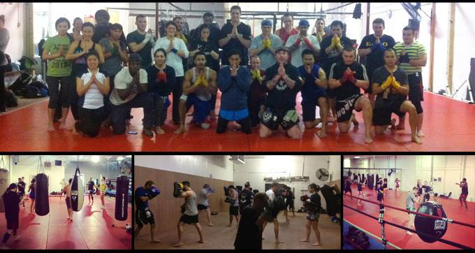 Fight Firm Elite MMA and Boxing Training Facility 1