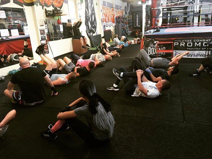 Toe 2 Toe Boxing & MMA Academy 1