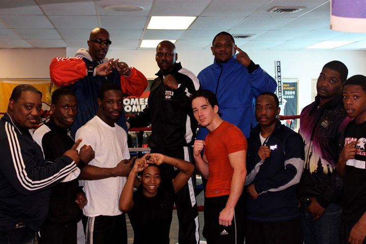 Headbangers Boxing Gym 1