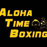 Aloha Time Boxing Studio 1
