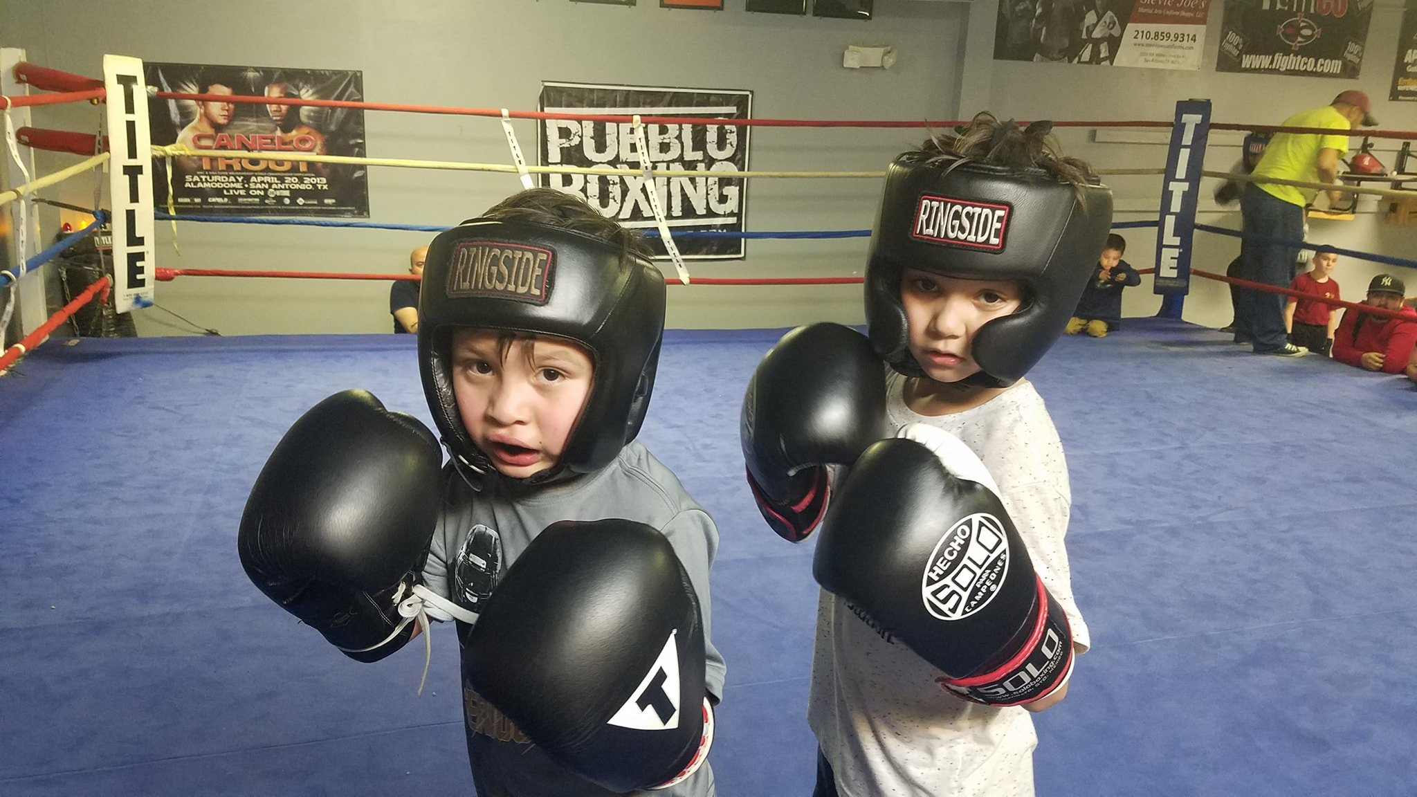 Alamo City Boxing Club 1