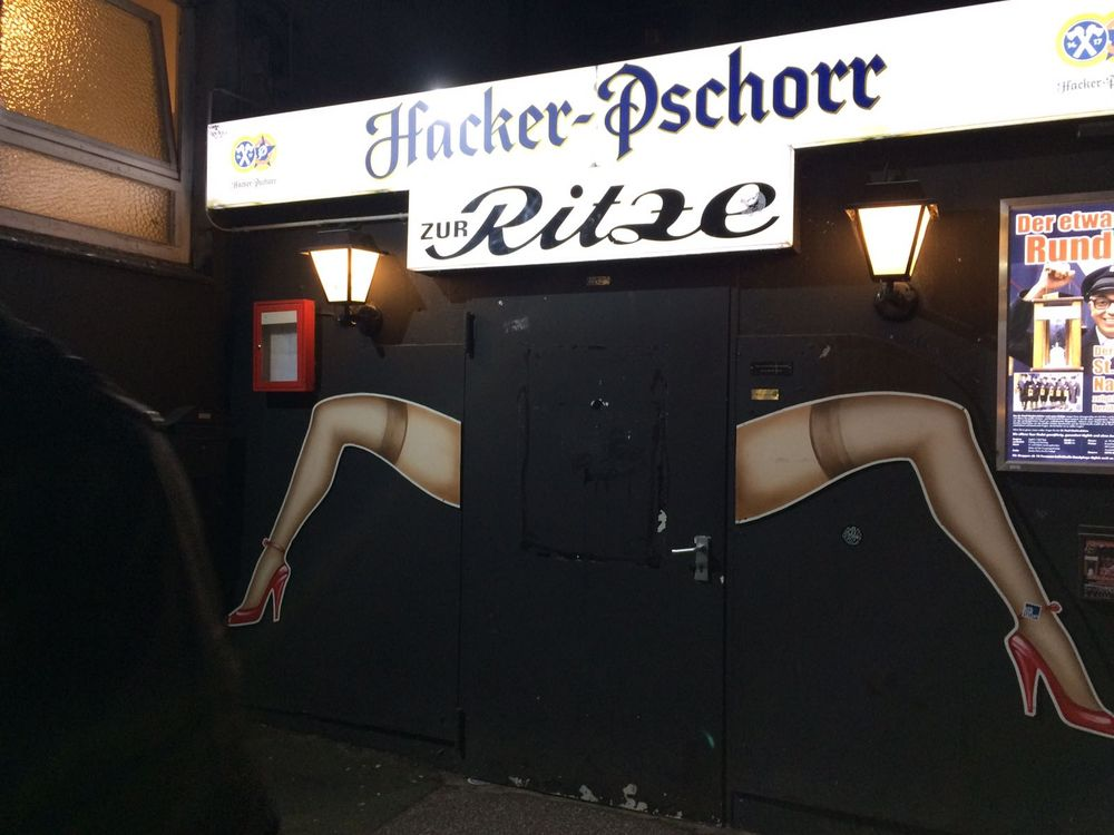 Zur Ritze Hamburg 1