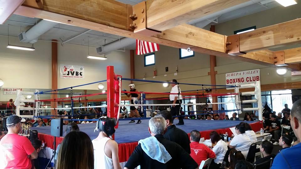 Jurupa Valley Boxing Club 1