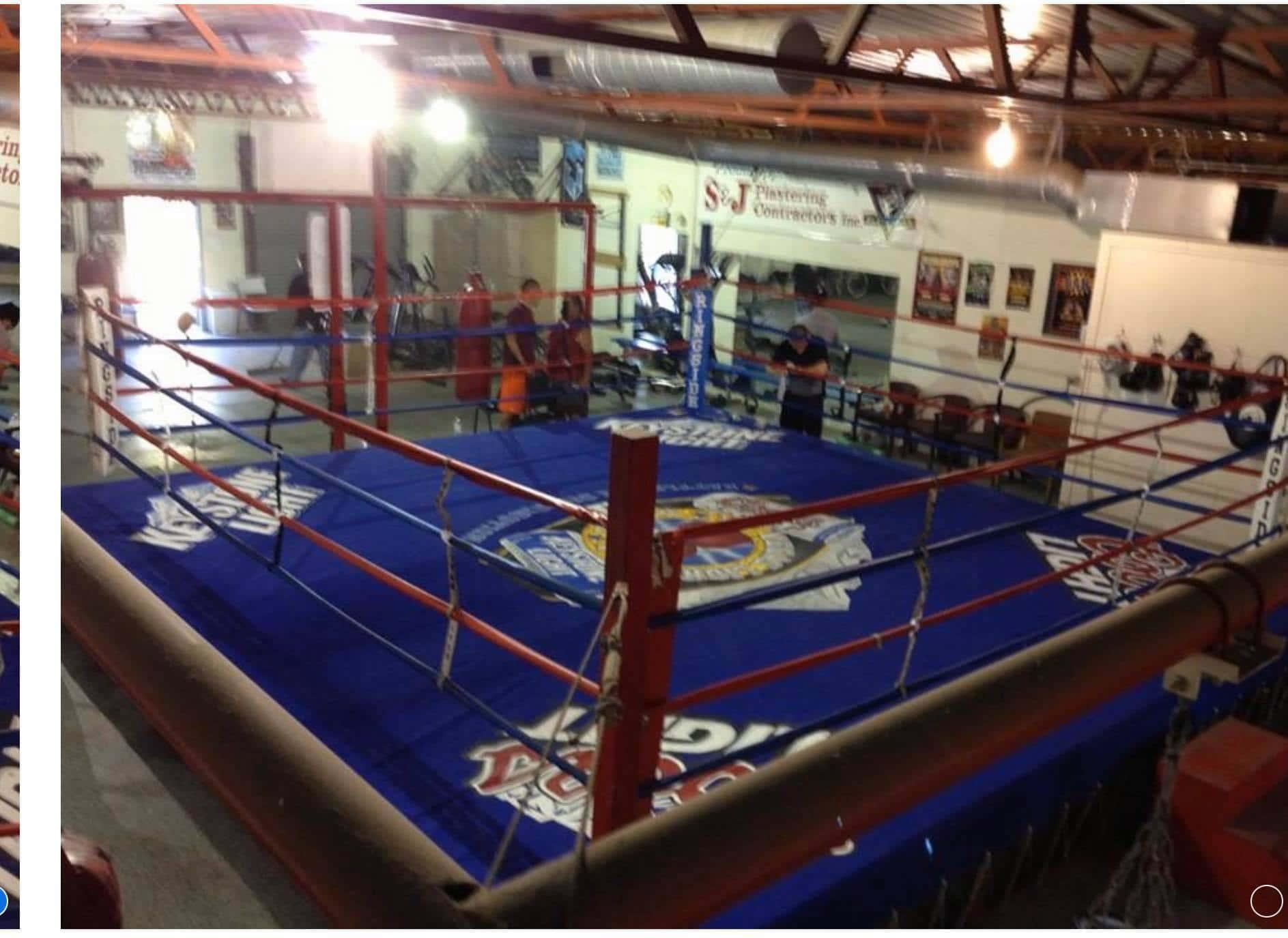 Capital Punishment Boxing Club 1