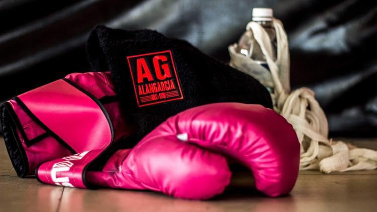 Alan garcia box gym 1